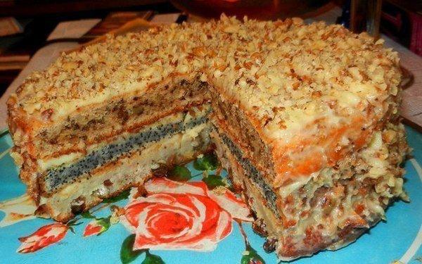 домашний торт (600x375, 69Kb)