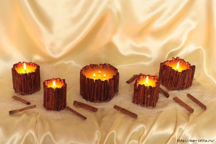 Создаем свечи с использованием пищевых продуктов и природных материалов (11) (700x466, 195Kb)