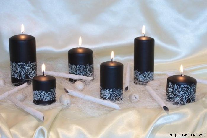 Создаем свечи с использованием пищевых продуктов и природных материалов (14) (700x467, 189Kb)
