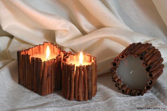Создаем свечи с использованием пищевых продуктов и природных материалов (28) (700x466, 220Kb)