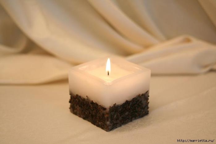 Создаем свечи с использованием пищевых продуктов и природных материалов (32) (700x466, 119Kb)