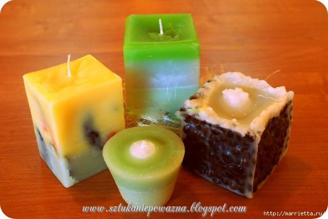 Создаем свечи с использованием пищевых продуктов и природных материалов (36) (640x428, 136Kb)