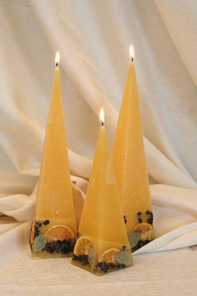 Создаем свечи с использованием пищевых продуктов и природных материалов (53) (400x600, 129Kb)