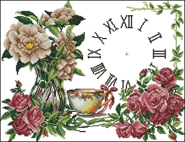Tea Rose (604x463, 336Kb)