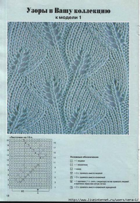 DIANA Маленькая  1998-05 Вязание_18 (482x700, 311Kb)