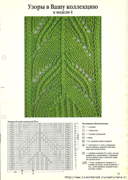 DIANA Маленькая  1998-06 Вязание_11 (498x700, 306Kb)