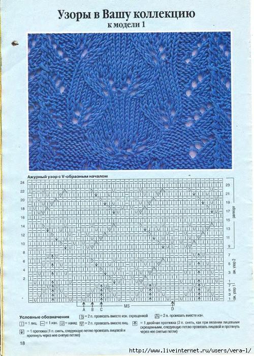 DIANA Маленькая  1998-06 Вязание_13 (500x700, 382Kb)
