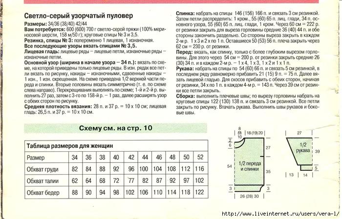 DIANA Маленькая  1998-01 Вязание_2 (700x449, 271Kb)
