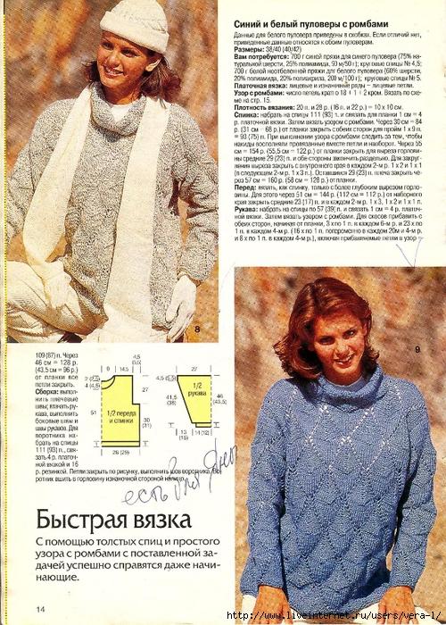 DIANA Маленькая  1998-01 Вязание_14 (500x700, 406Kb)
