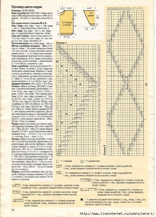DIANA Маленькая  1998-01 Вязание_22 (504x700, 385Kb)