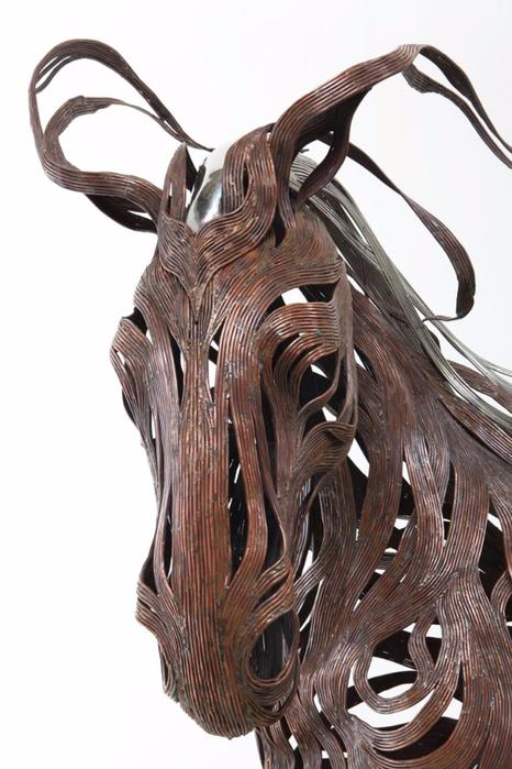 проволочные скульптуры Сен Хун Кан 6 (466x700, 284Kb)
