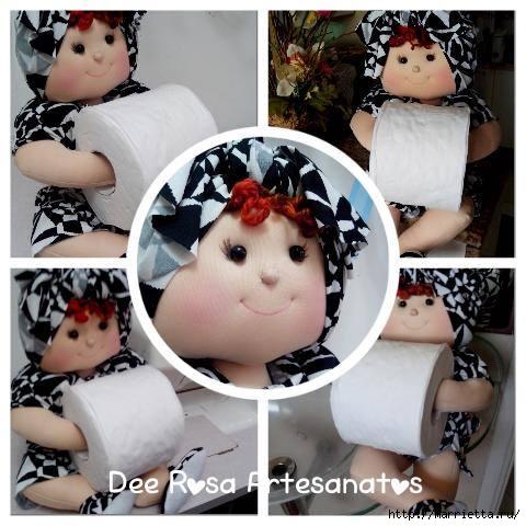 marionetas textiles - portarrollos de papel higiénico.  Patrones (9) (480x480, 144Kb)