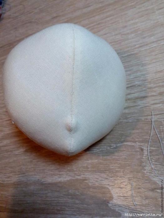 Как сделать кукольную головку из хлопка (4) (525x700, 230Kb)