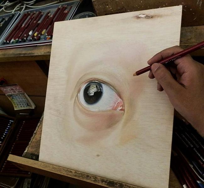 гиперреалистичные картины иван ху 5 (650x600, 279Kb)