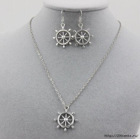 2015 new free shipping silver Taiji anchor Sun Moon Pendant chain Necklace Set female gift smt350/5863438_2015novayabesplatnayadostavkataicziyakorsolncelynakyloncepiojerelejenskiipodaroksmt3508 (472x471, 84Kb)