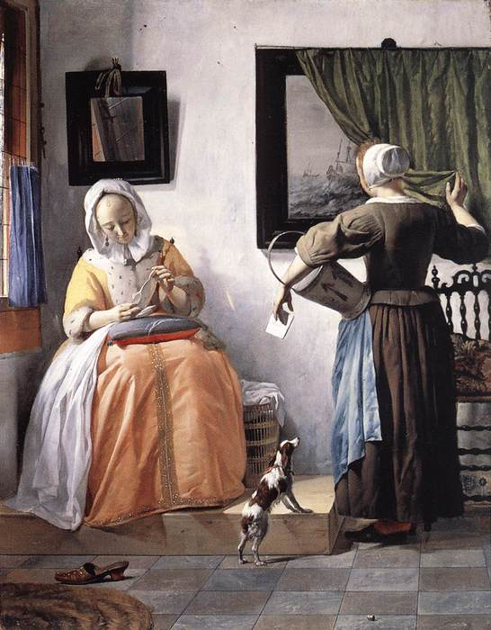 84390734_large_Gabriel_Metsu__16291667_1_lady_reading_a_letter__1665_ (546x700, 60Kb)