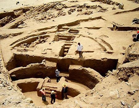 Археологи нашли такое