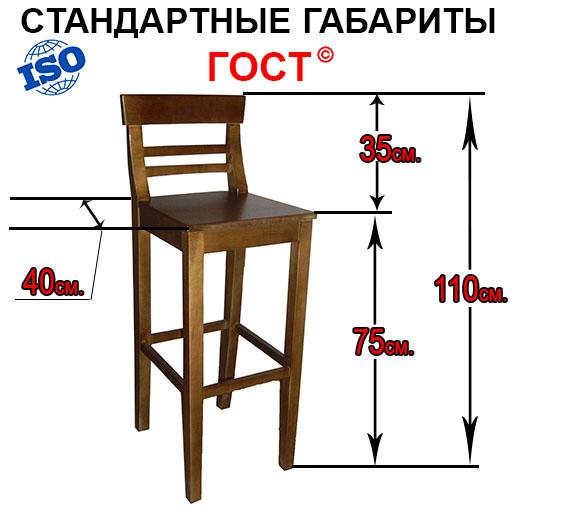 Табурет из стула своими руками