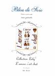Превью Bleu de Soie BL225 L'amour c'est Chat (508x700, 145Kb)