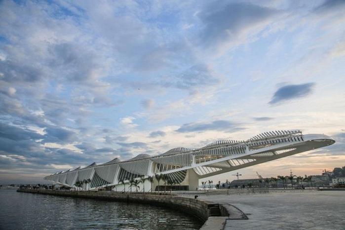музей завтрашнего дня рио-де-жанейро 1 (700x466, 275Kb)
