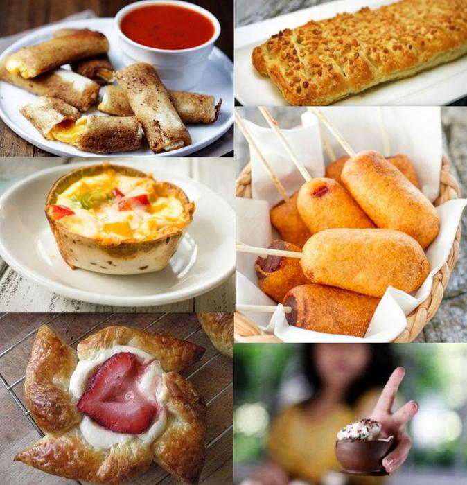 Простые рецепты вкусных и оригинальных блюд