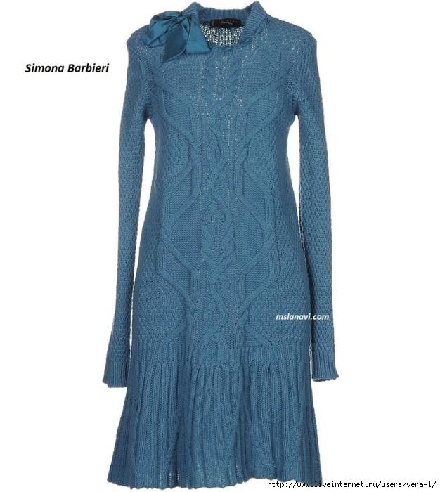 Вязаное-платье-спицами-для-женщин-Simona-Barbieri-перед-916x1024 (626x700, 209Kb)