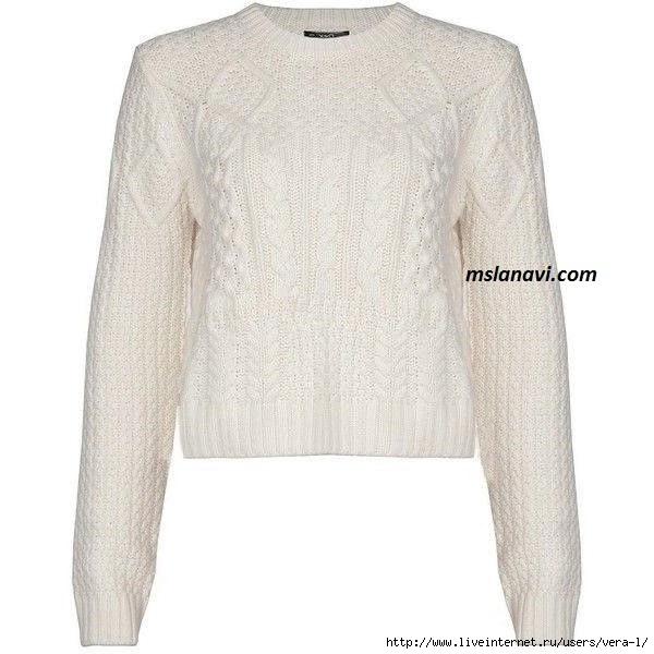 вязаный-свитер-схема-2 (600x600, 130Kb)