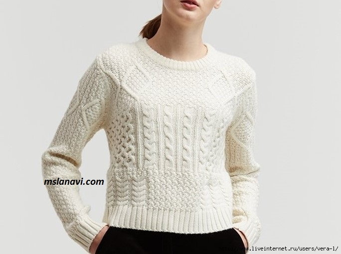вязаный-свитер-схема-1 (684x510, 139Kb)