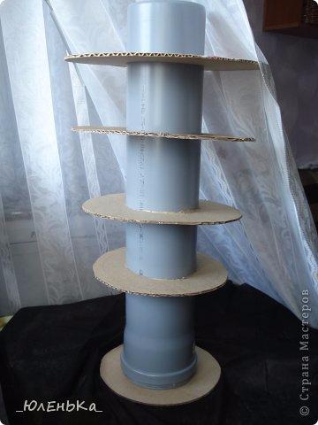 Напольная ваза из газет. Из чего сделать форму для оплетания (1) (360x480, 106Kb)