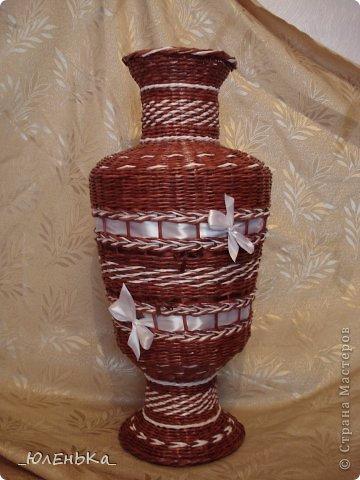 Напольная ваза из газет. Из чего сделать форму для оплетания (5) (360x480, 152Kb)