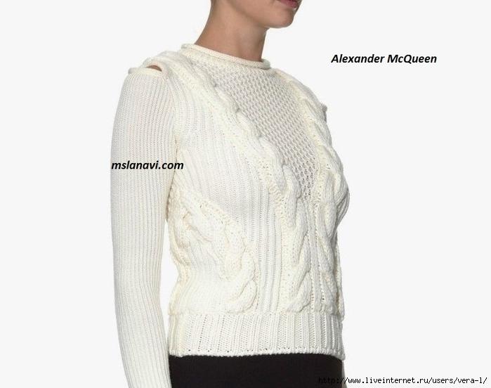 вязаный-модный-пуловер-спицами-2 (700x552, 146Kb)