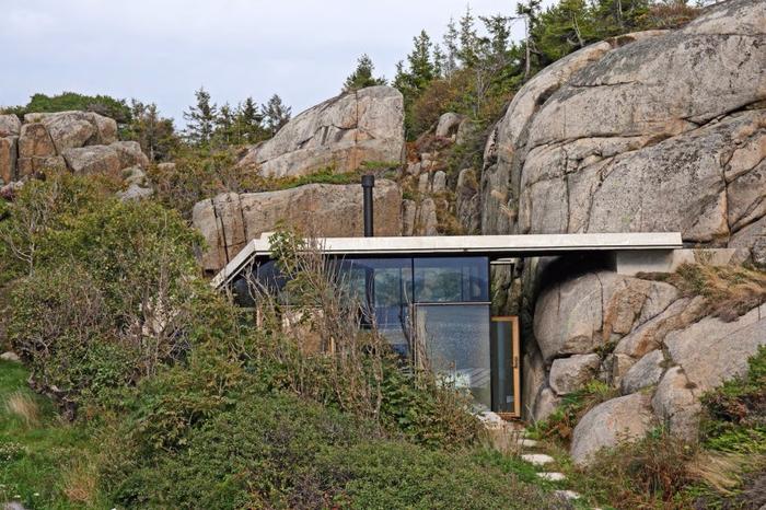 современный дом Knapphullet 2 (700x466, 424Kb)