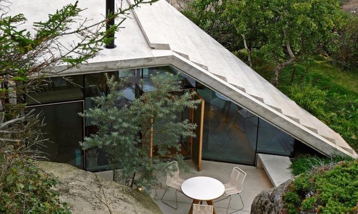 современный дом Knapphullet 4 (700x418, 373Kb)