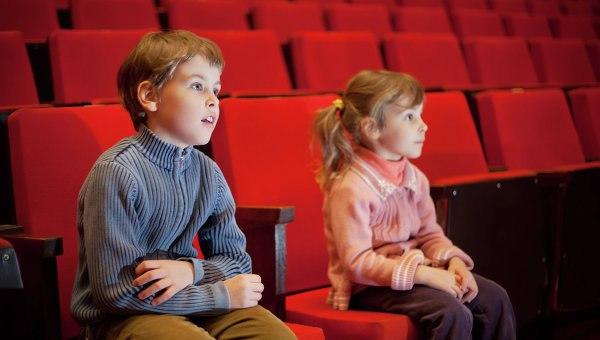 фильма для детей 8 лет