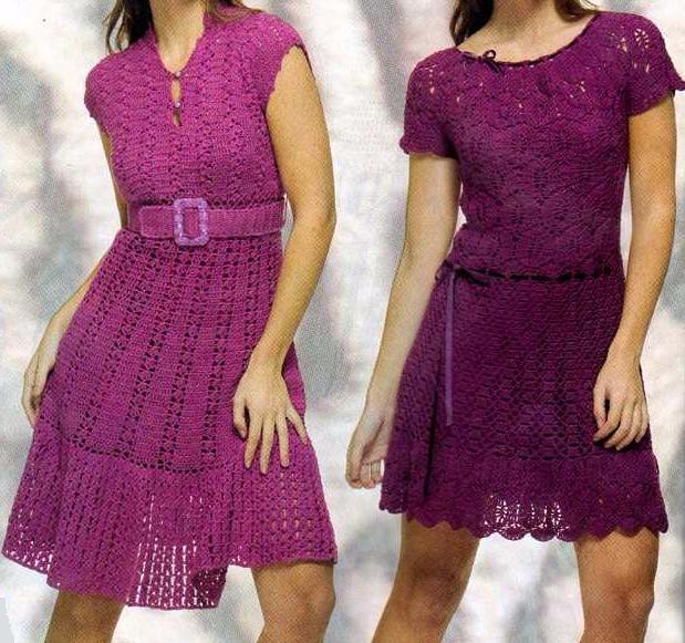 vestidos roxos (619x581, 372Kb)