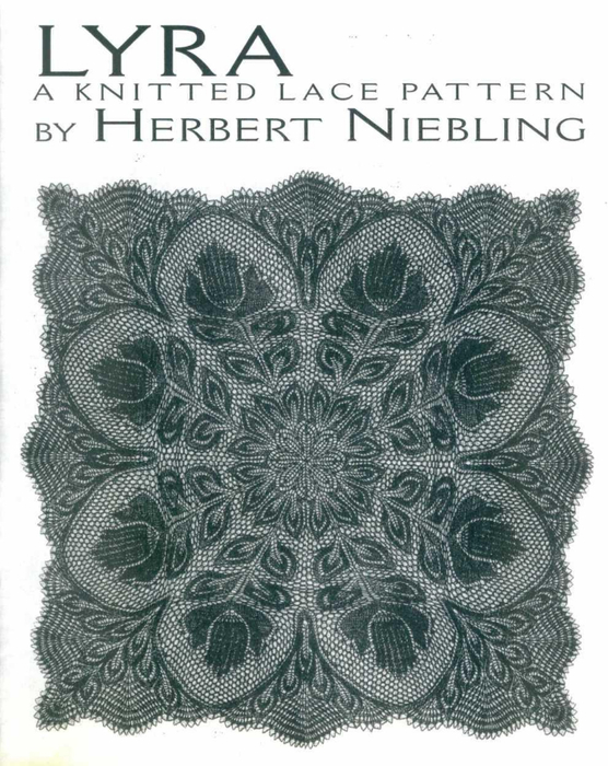Lyra - A Knitted Lace Pattern By Herbert Niebling-page-001 (556x700, 329Kb)
