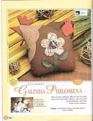 Galinha Philomena (307x400, 115Kb)