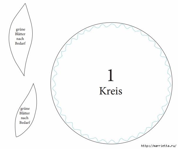 Как сделать ПИОНЫ из бумаги. Шаблоны и мк (8) (606x508, 66Kb)