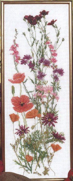 Полевые цветы (284x700, 70Kb)