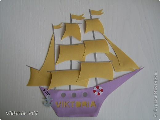 Поделки корабля из бумаги своими руками
