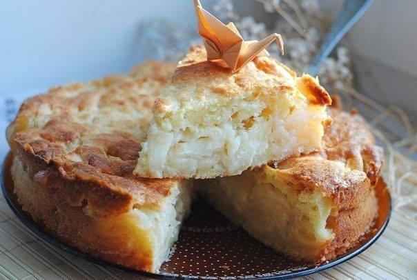Пирог творожный с яблоками/3407372_ (604x406, 34Kb)