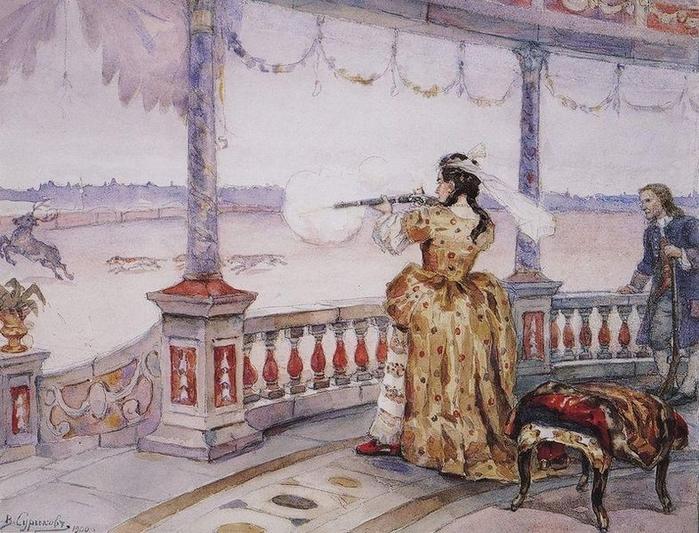 10-Anna_Ioannovna_shuting_by_V._Surikov_(1900) (700x533, 415Kb)