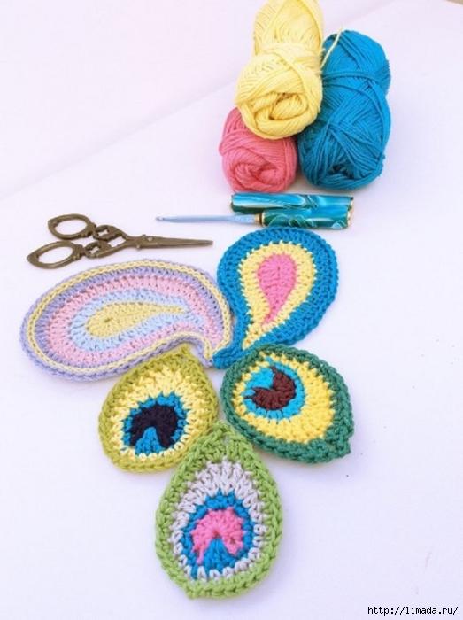 Crochet-Peacock-Motif-Free-Pattern-e1454628597350 (523x700, 211Kb)