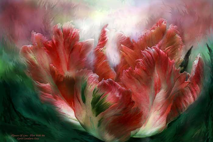 Изумительные цветы
