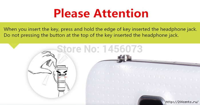 Klick Quick Button 360 Smart Key ikey Dust Plug For Andriod 4.0+ Smartphone xiaomi MEIZU Compatible Mikey Mi Key App/5863438_KlickQuickButton360SmartKeyikeyDustPlugForAndriod40SmartphonexiaomiMEIZU4 (700x370, 113Kb)