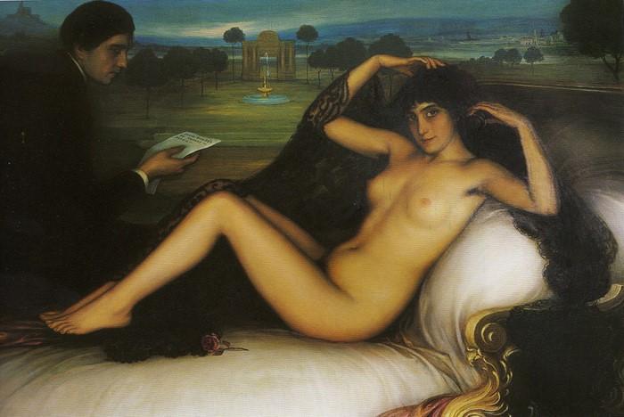 La Venus de la poes?a. 1913 (700x468, 108Kb)
