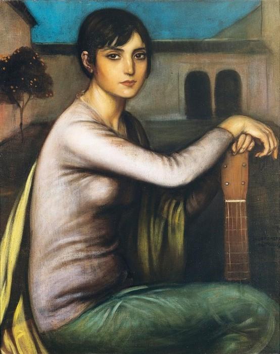 Tristeza Andaluza (Меланхолия) 1925-1929 (554x700, 112Kb)