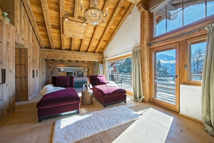 альпийское шале фото 11 (700x466, 426Kb)