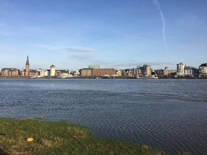 Февраль 2016 года - альбом градоведа: Дюссельдорф, Кёльн, Антверпен.
