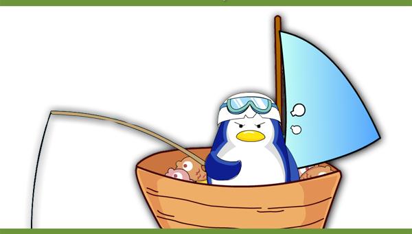как пингвины ловят рыбу